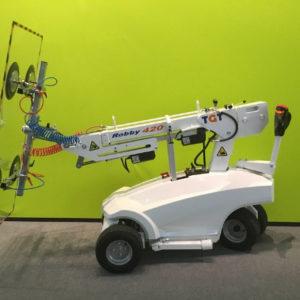 Robots de pose